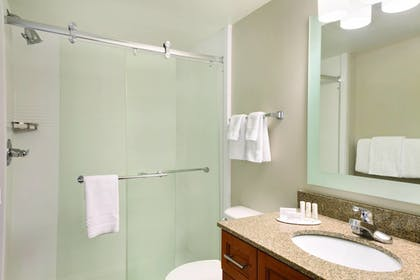 Bathroom | TownePlace Suites By Marriott Denver Downtown