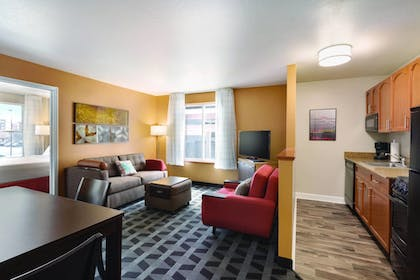 Guestroom View | TownePlace Suites By Marriott Denver Downtown