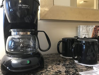 Coffee and/or Coffee Maker   Kellogg Conference Hotel at Gallaudet University