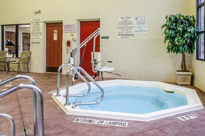 Pool | Comfort Suites near Penn State
