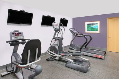 Fitness Facility | Microtel Inn & Suites by Wyndham Ames