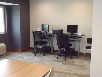 Business Center | Microtel Inn & Suites by Wyndham Ames