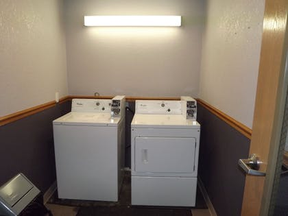 Laundry Room | Microtel Inn & Suites by Wyndham Ames