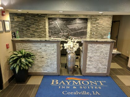 Check-in/Check-out Kiosk | Baymon Inn & Suites Iowa City-Coralville