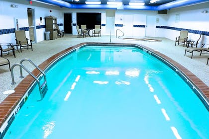 Pool | Holiday Inn Express & Suites Fort Pierre