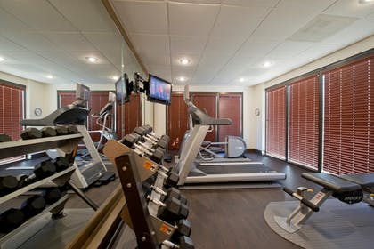 Fitness Facility | Comfort Suites Starkville