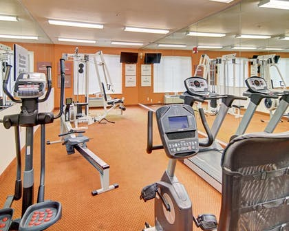 Fitness Facility | Comfort Suites Roanoke - Fort Worth North