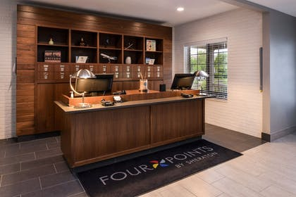 Check-in/Check-out Kiosk   Four Points by Sheraton Mt Prospect O'Hare