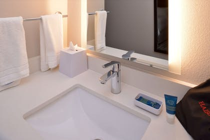 Bathroom   Four Points by Sheraton Mt Prospect O'Hare