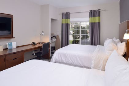 Guestroom   Four Points by Sheraton Mt Prospect O'Hare