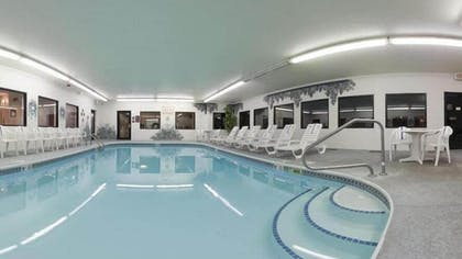 Indoor Pool | Holiday Inn Express & Suites Alliance