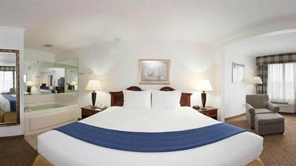 Guestroom | Holiday Inn Express & Suites Alliance