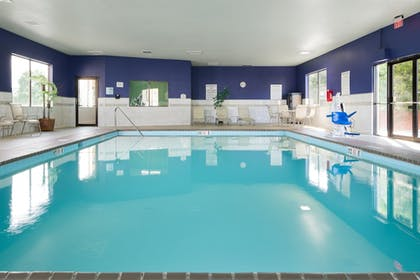 Pool | Holiday Inn Express Louisville Northeast