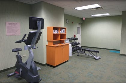 Fitness Facility | SpringHill Suites Chicago O'Hare by Marriott
