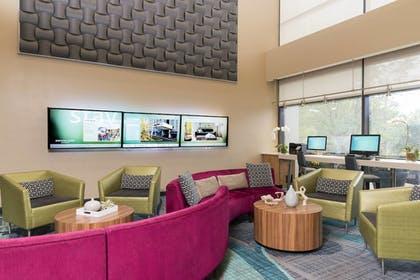 Lobby | SpringHill Suites Chicago O'Hare by Marriott