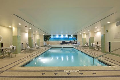 Sports Facility | SpringHill Suites Chicago O'Hare by Marriott