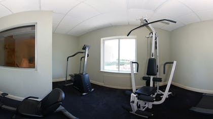 Fitness Facility | Comfort Inn at Northwest Expressway