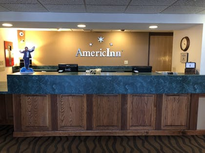 Reception | AmericInn by Wyndham Atchison