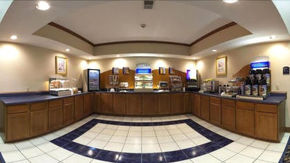 Buffet | Holiday Inn Express Hotel & Suites Bucyrus