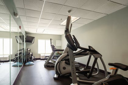 Fitness Facility | Holiday Inn Express Hotel & Suites Chattanooga-Lookout Mtn