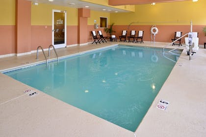 Indoor Pool | Holiday Inn Express Hotel & Suites Chattanooga-Lookout Mtn