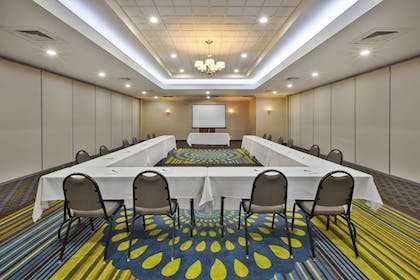 Meeting Facility   Holiday Inn Express Hotel & Suites Belleville