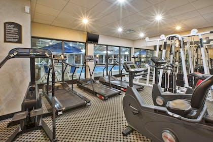 Fitness Facility   Holiday Inn Express Hotel & Suites Belleville