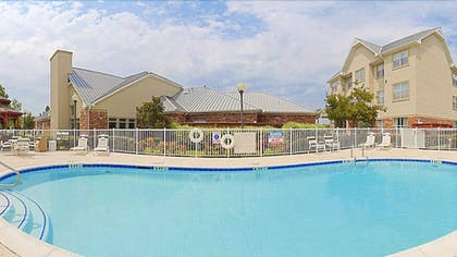 Outdoor Pool | Residence Inn by Marriott DFW Airport North-Irving
