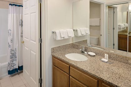 Guestroom | Residence Inn by Marriott DFW Airport North-Irving