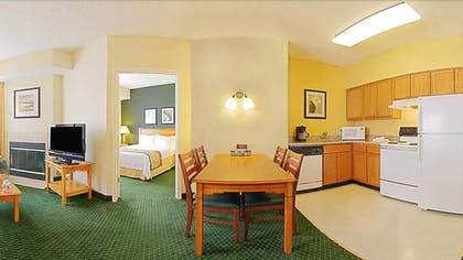 In-Room Kitchen | Residence Inn by Marriott DFW Airport North-Irving