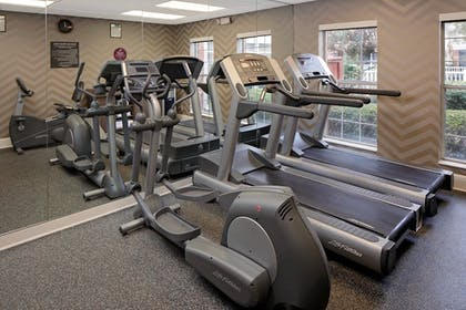 Sports Facility | Residence Inn by Marriott DFW Airport North-Irving