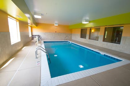 Indoor Pool | Red Roof Inn Springfield, OH