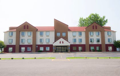 Exterior | Red Roof Inn Springfield, OH