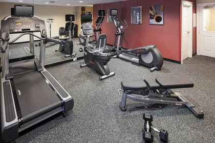 Fitness Facility | TownePlace Suites by Marriott Dallas Las Colinas