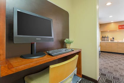Business Center | Towneplace Suites By Marriott Denver Tech Center