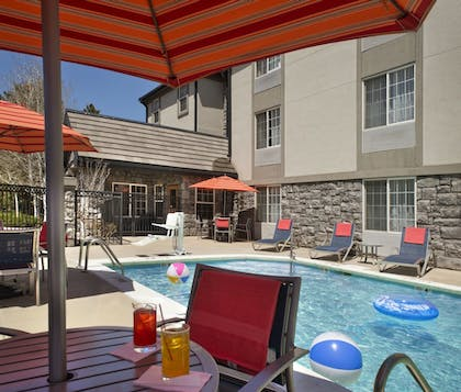 Outdoor Pool | Towneplace Suites By Marriott Denver Tech Center