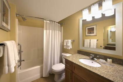 Bathroom | Towneplace Suites By Marriott Denver Tech Center