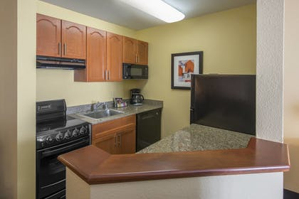 In-Room Kitchen | Towneplace Suites By Marriott Denver Tech Center