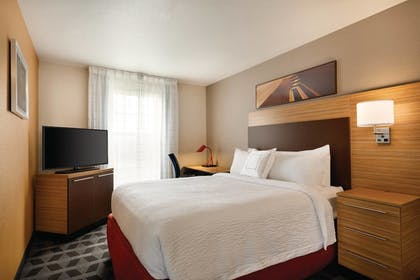 Guestroom | Towneplace Suites By Marriott Denver Tech Center
