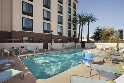 Sports Facility | Springhill Suites By Marriott Phoenix Downtown