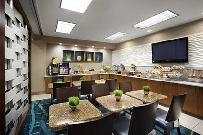 Restaurant | Springhill Suites By Marriott Phoenix Downtown