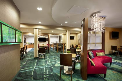 Lobby | Springhill Suites By Marriott Phoenix Downtown