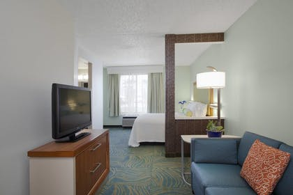 Guestroom | Springhill Suites By Marriott Phoenix Downtown