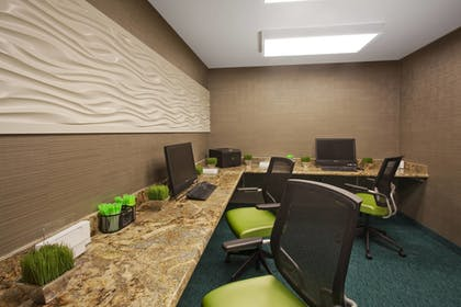Business Center | Springhill Suites By Marriott Phoenix Downtown
