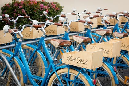 Bicycling | Hotel Milo Santa Barbara