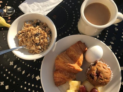 Breakfast Meal | Hotel Milo Santa Barbara