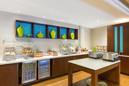 Breakfast buffet | SpringHill Suites by Marriott Austin South