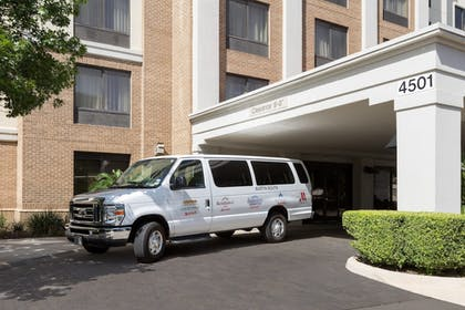 City Shuttle | SpringHill Suites by Marriott Austin South