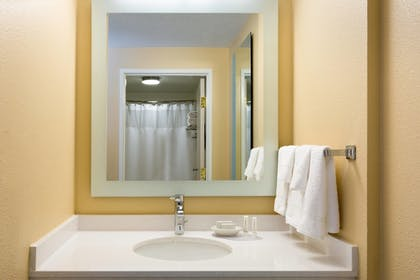 Bathroom | SpringHill Suites by Marriott Austin South