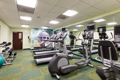 Sports Facility | SpringHill Suites by Marriott Austin South